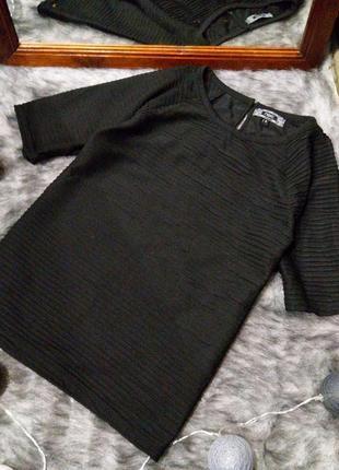 #розвантажуюсь блуза топ кофточка в рубчик next
