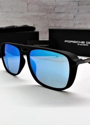 Мужские солнцезащитные очки в стиле porsche🔥