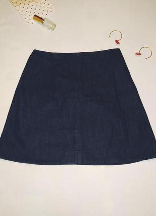Джинсовая юбка cos