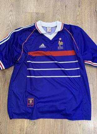 Футбольная футболка франция