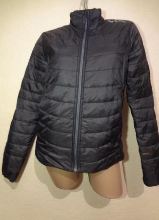 Классная демисезонная стеганная куртка rev'it размер м