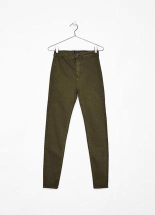 Стильные женские джинсы bershka испания