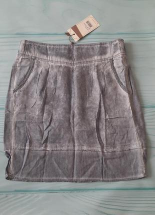 Классная летняя юбка размер 34