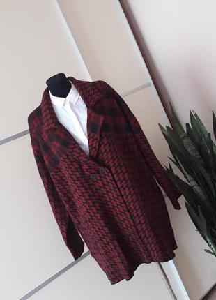 Новое пальто кокон оверсайз бойфред 1+1=3