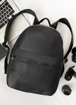 💥sale⭐️ новый шикарный качественный рюкзак pu кожа tommy/ городской / сумка