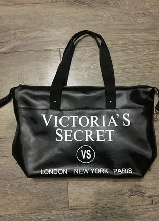 Сумка с надписью victoria's secret