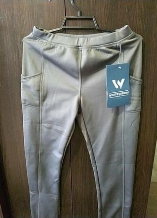 Спортивные штаны white sierra