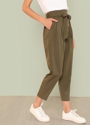Повседневные брюки джоггеры h&m