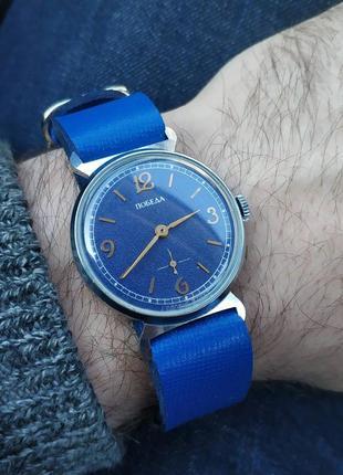 Механические часы победа, механічний годинник