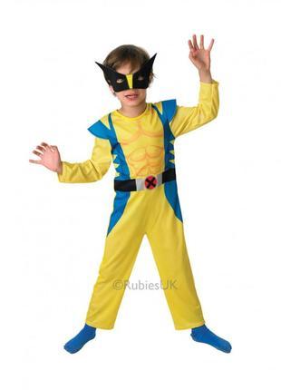 Росомаха 5-6 костюм карнавальный