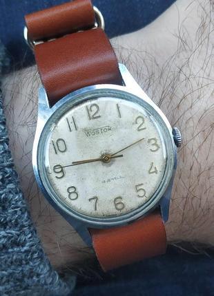 Часы механические восток