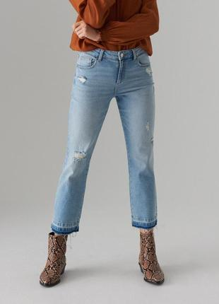 Новые крутые очень качественные джинсы mohito, дешевле оф. сайта, супер цена, xxs и s