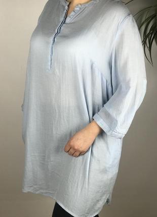 Платье рубашка/туника вискоза /удлиненная рубашка