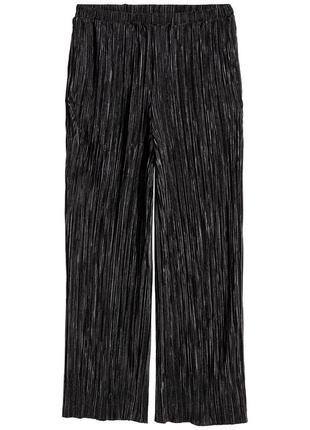 Плиссированные брюки штаны р.14-16