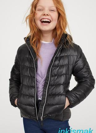 Куртка со съемным капюшоном h&m рост 152 см , 11-12 лет