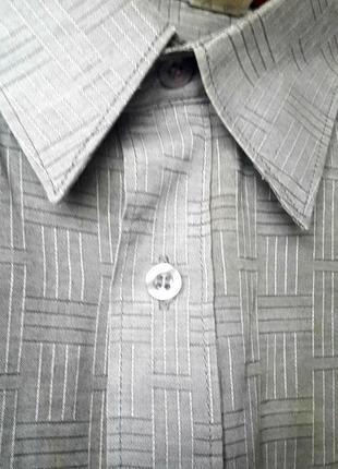 Стильная фирменная рубашка, италия