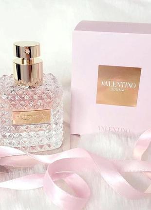 Valentino donna_original eau de parfum 5 мл затест_парфюм.вода