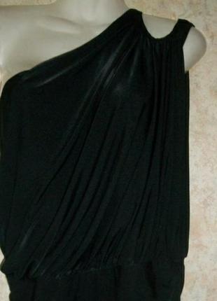 Шикарный комбинезон ромпер черный