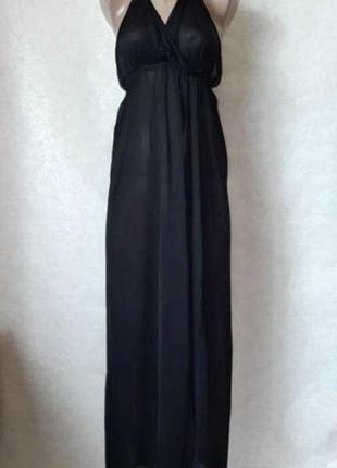 Фирменная asos шикарная пляжная туника/пляжное платье с разрезом, размер с-м