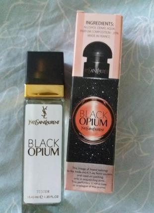 Тестер black opium 40 мл