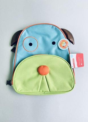 Детский рюкзак skip hop zoo pack собака