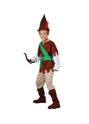 Робин гуд питер пен охотник разбойник 8-11 лет костюм