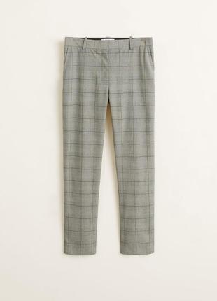 Классические брюки mango 36, 40
