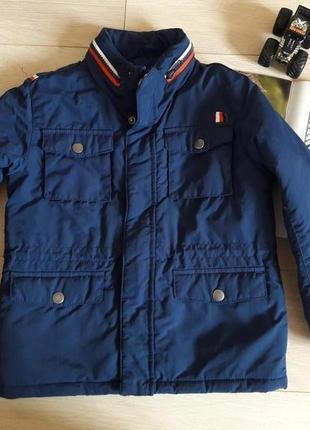 Демисезонная куртка h&m 5-6 лет