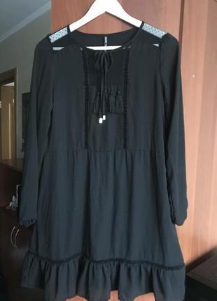 Летнее платье без дефектов