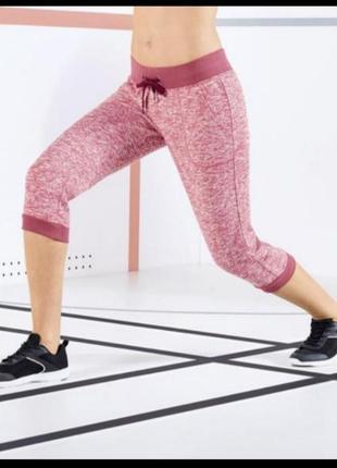 Спортивные штаны-капри crivit германия