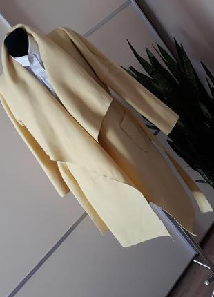 Пальто халат  на запах 1+1=3