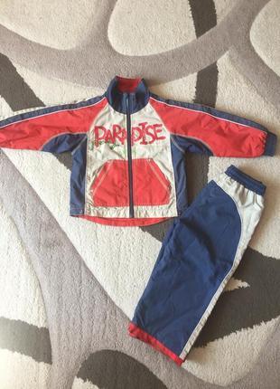 Куртка в подарок штанишки