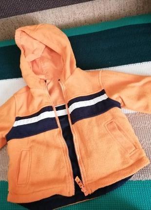 Куртка - пусер