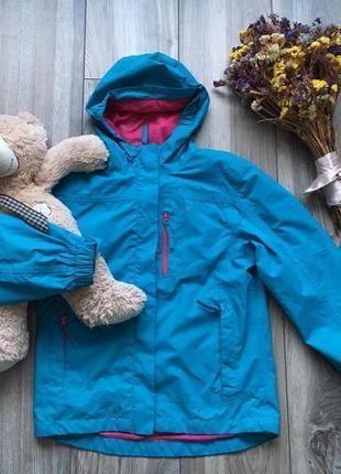 Красивенная детская куртка mountain warehouse