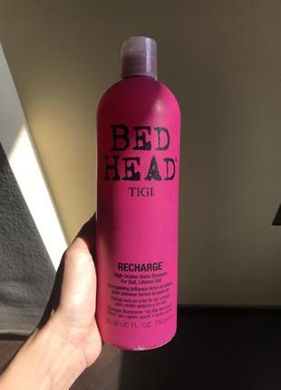 Укрепляющий шампунь tigi bad head оригинал