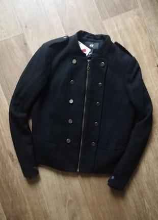 Пиджак, курточка, куртка, бомбер, укороченное пальто