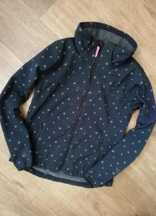 H&m куртка софтшелл, курточка, ветровка, олимпийка
