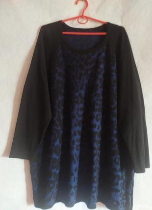 Длинный свитер большого размера от george
