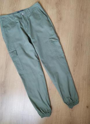 Спортивные  штаны-карго от primark
