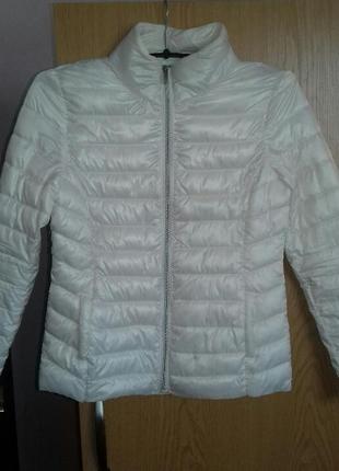 Куртка пухових ультратонкий