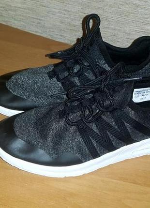 Подростковые кроссовки унисекс бренд rebel primark