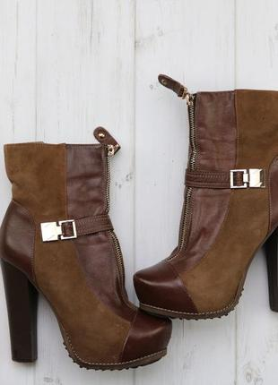 Ботинки женские brocoly, 36 р