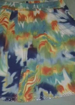 Итальянская юбка miss blumarine. размер s.