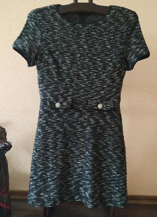 Платье в стиле шанель dorothy perkins.3 фото