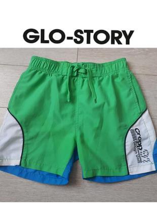 Шорты пляжные glo-story