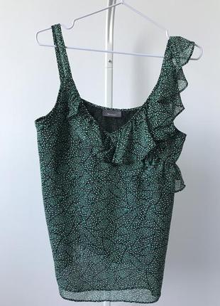 Майка -блуза 42 р. c&a