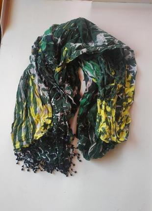 Тонкий шарф *