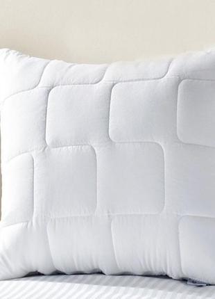 Подушка 70*70 гипоалергенная для сна (сьемный чехол)