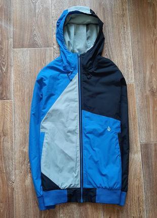 Топовая курточка volcom v-line