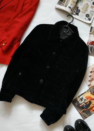 Велюровая куртка в подарок к покупке от 200грн
